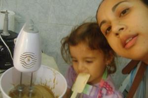 Eu e Maria Isabel
