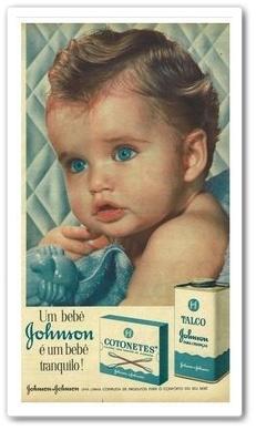 BEBÊ DA JOHNSONS - CONCURSO BEBÊ JOHNSONS - ANOS 70 - ANTIGOS CONCURSOS -003