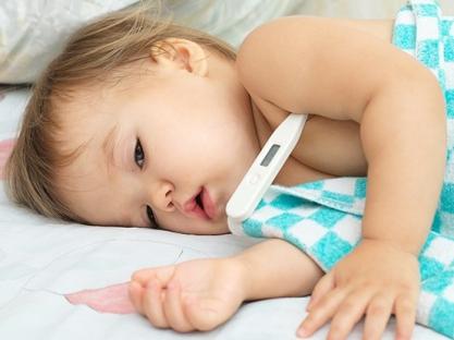 febre bebê