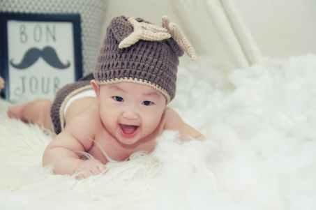 adorable baby boy child